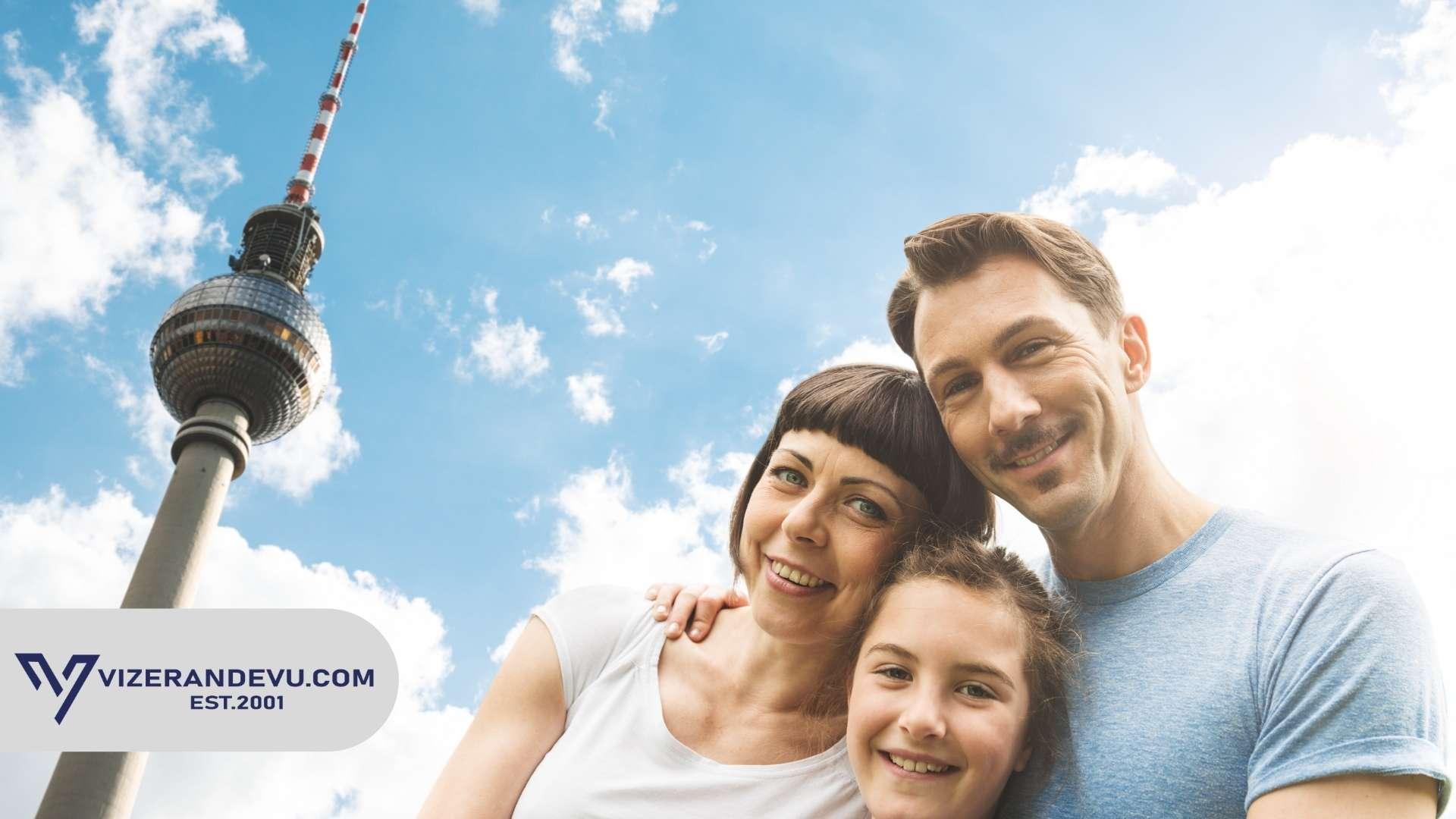 Aile Birleşim Vizesinden Yararlanabilen Kişiler?