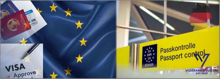 Almanya Vizesi: Randevu ve Başvuru (2021) 2 – almanya schengen vizesi