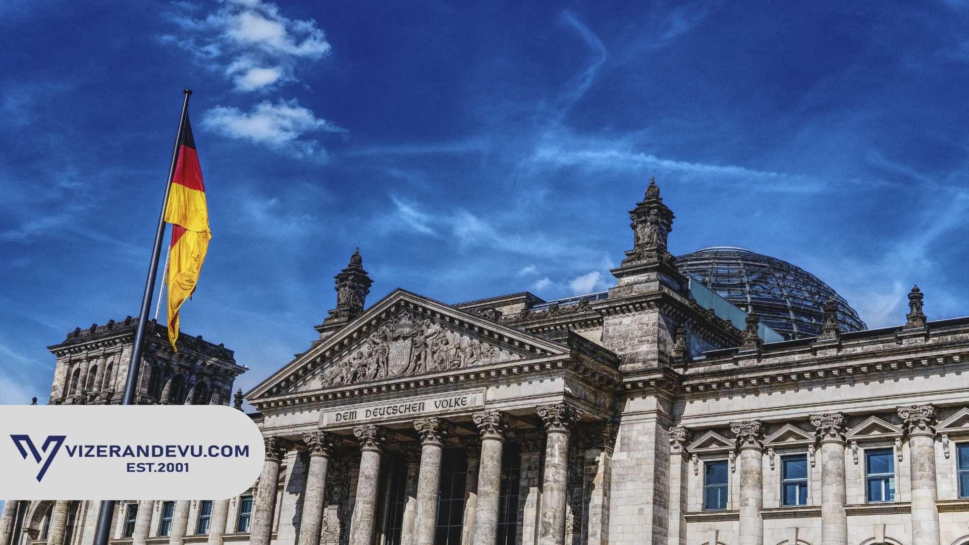 Almanya Vize Evrakları