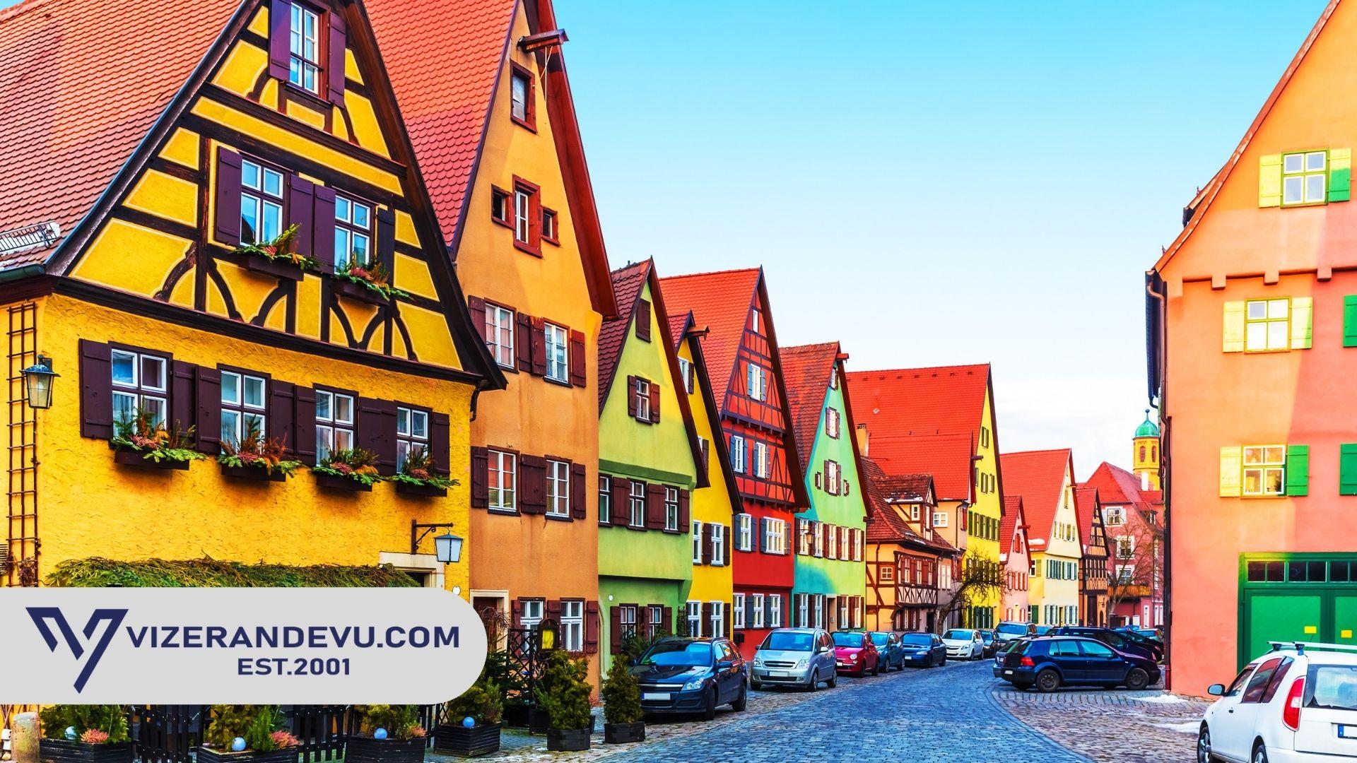 Almanya Vize Formu ve Dilekçe 2021