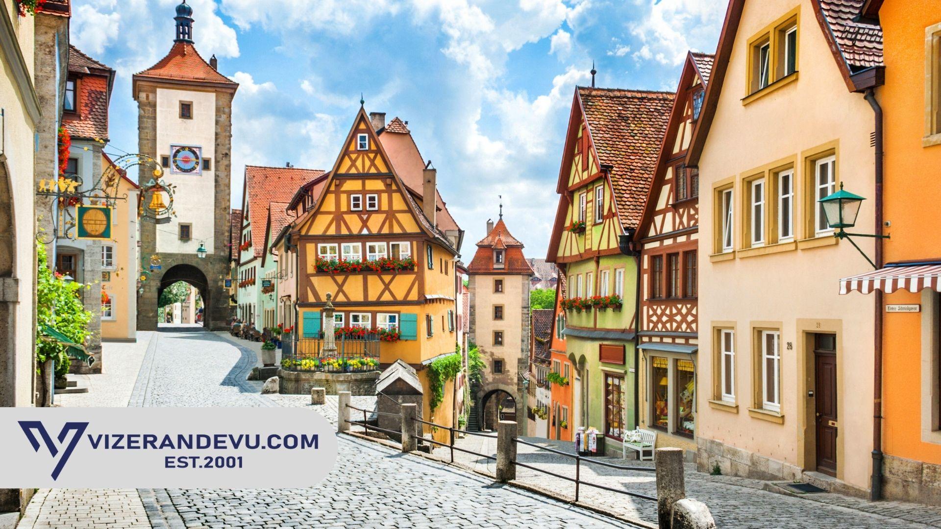 Almanya Vizesi - Covid 19