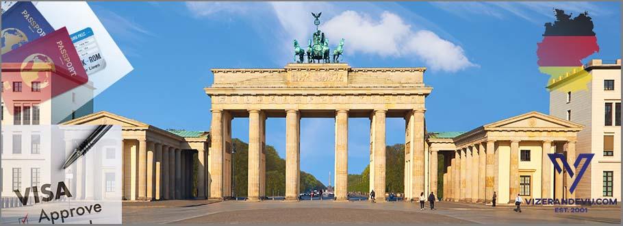Almanya Vizesi: Randevu ve Başvuru (2021) 1 – almanya vizesi