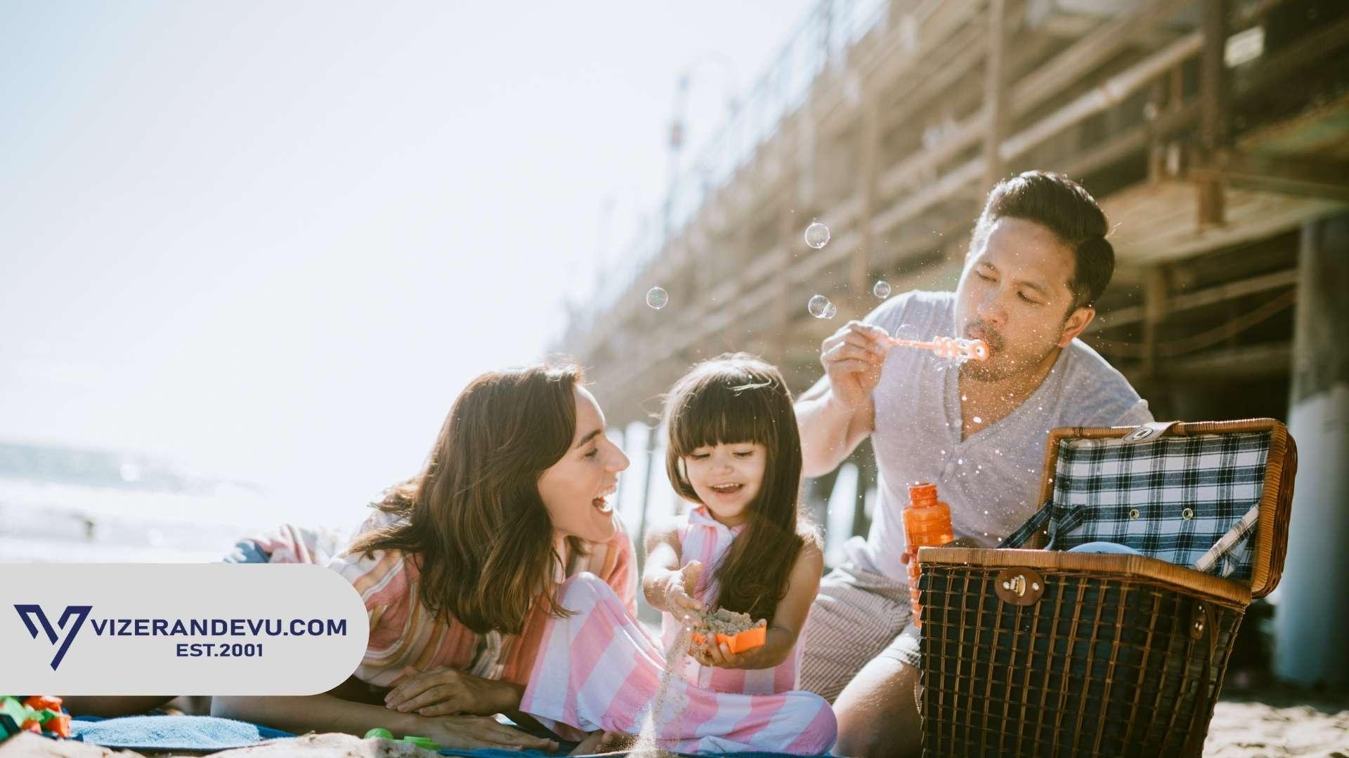 Amerika Aile Birleşimi İçin Ücretler Ne Kadardır?