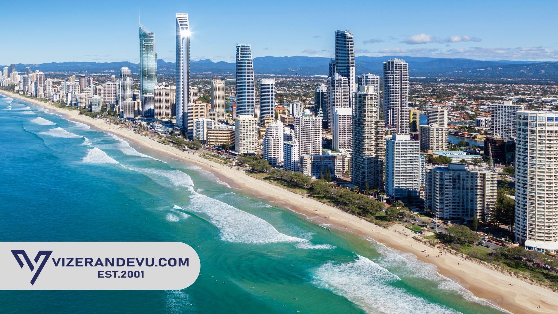 Avustralya Vize Formu ve Dilekçe 2021