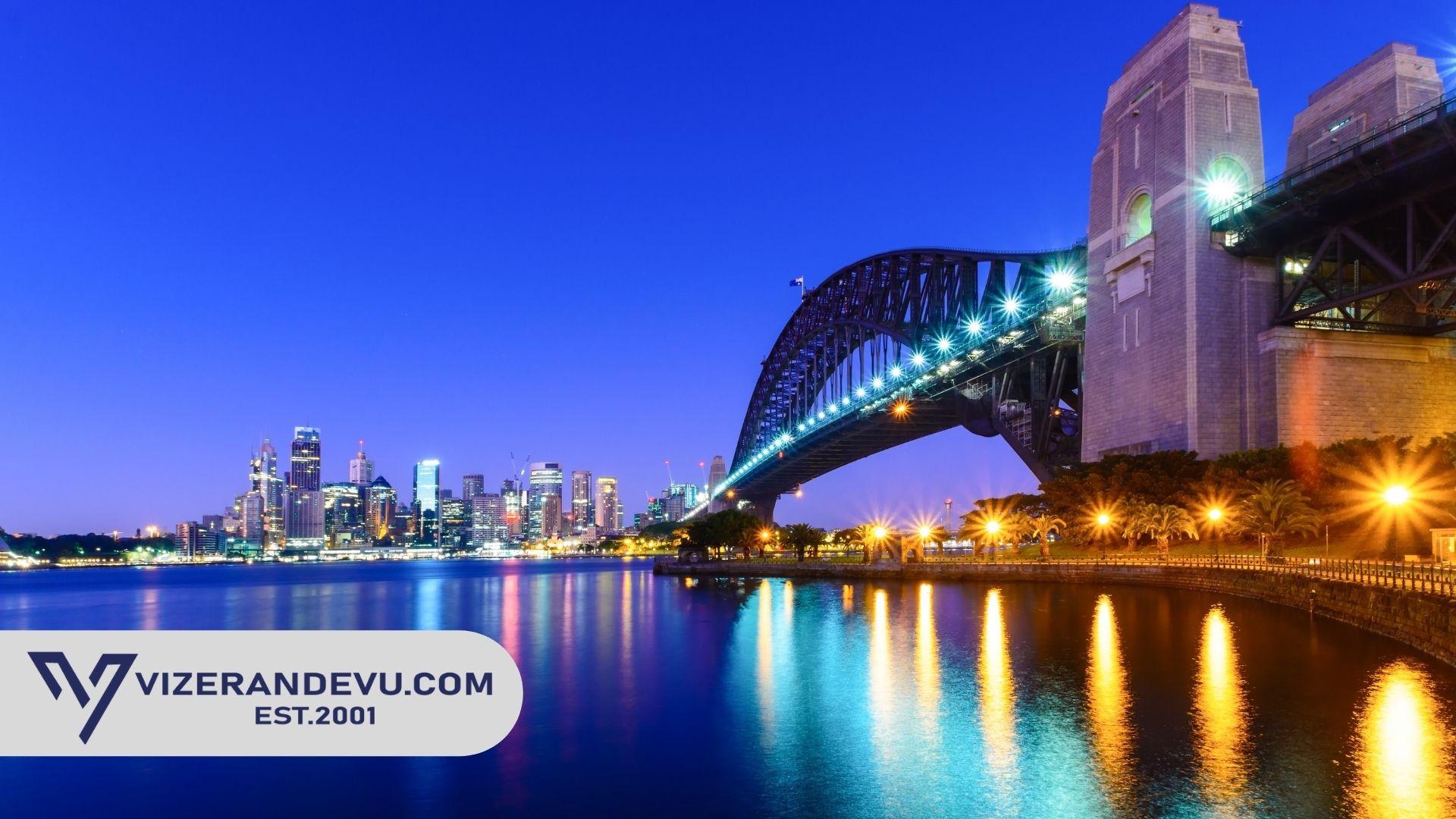 Avustralya Vizesi: Randevu ve Başvuru (2021)