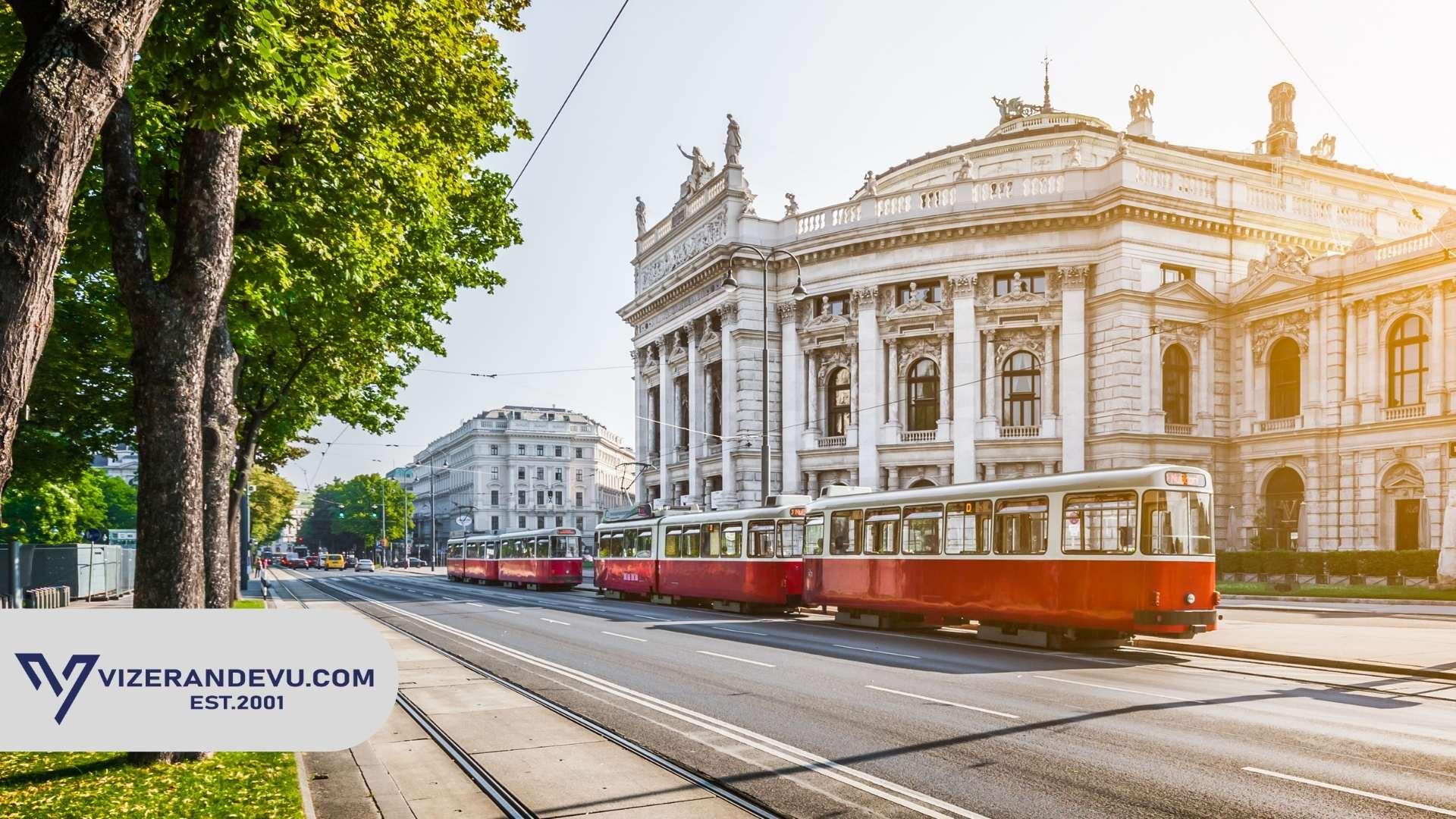 Avusturya Erasmus Vize Evrakları