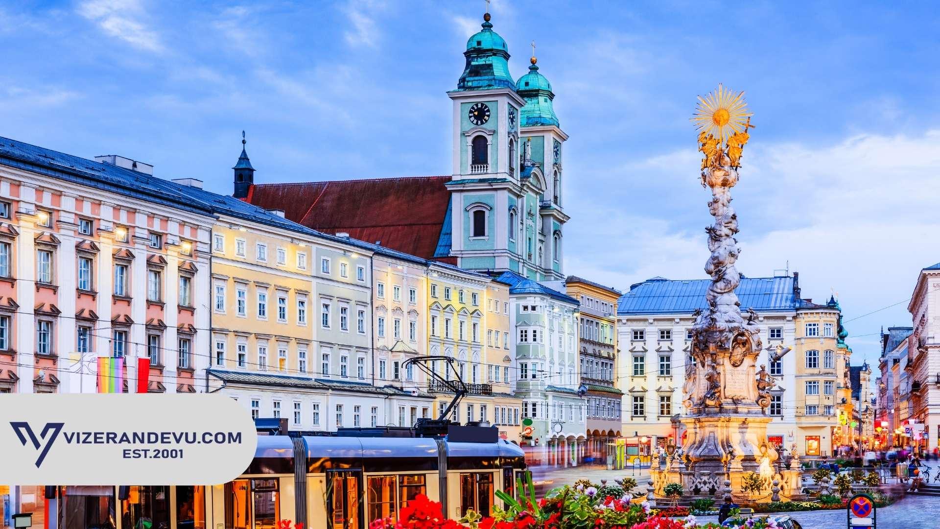 Avusturya Schengen Vizesi Başvurusu İçin Gerekli Olan Belgeler Nelerdir