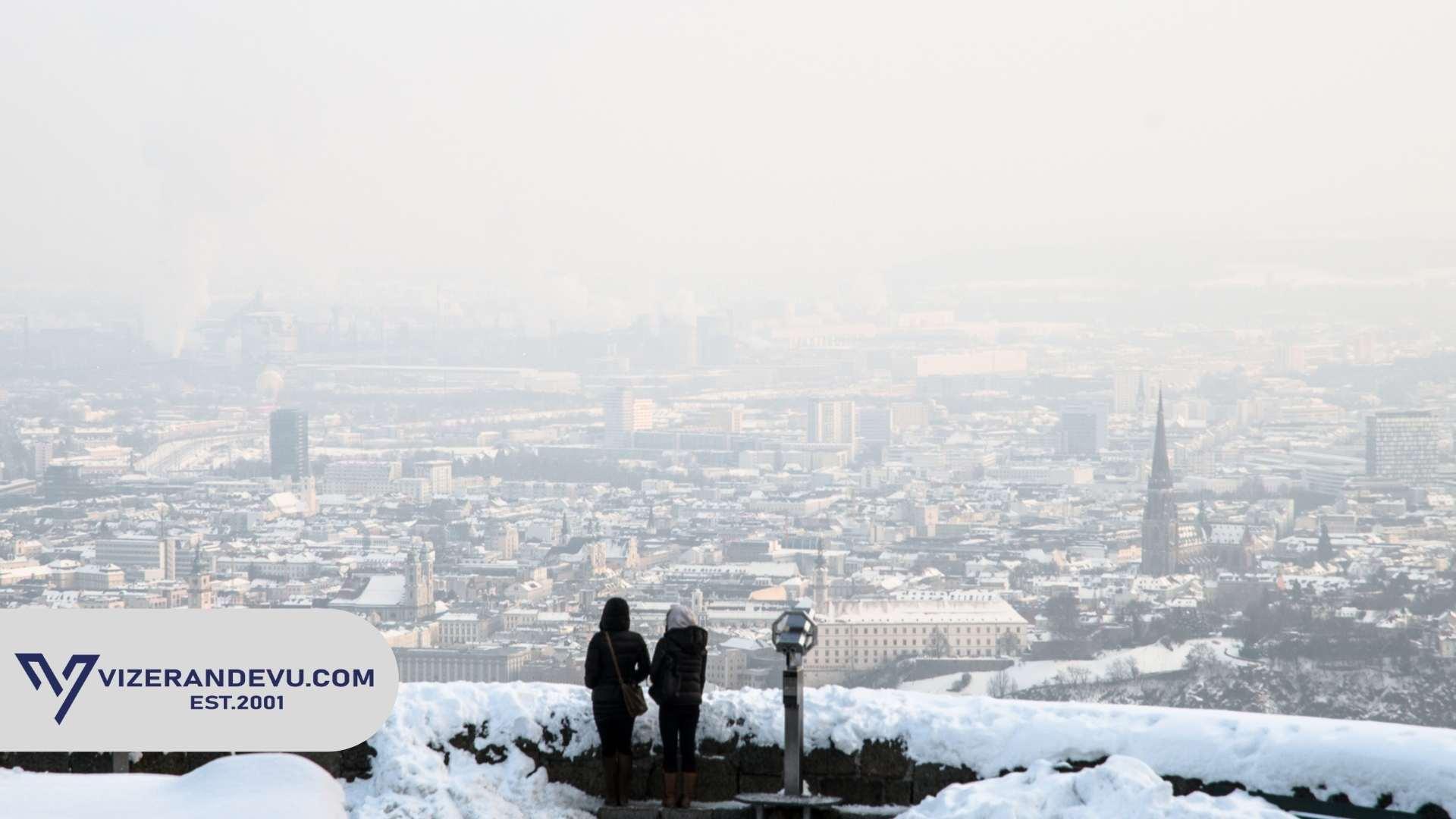 Avusturya Vatandaşının Karı veya Kocası İçin Avusturya Schengen Vizesi İçin Gerekli Belgeler Nelerdir