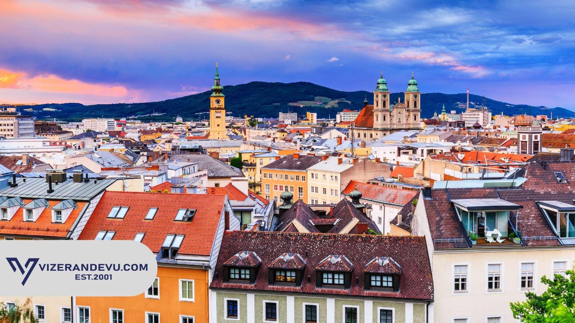 Avusturya'ya Giriş Yapmak Adına Gereken Vize Türleri Nelerdir