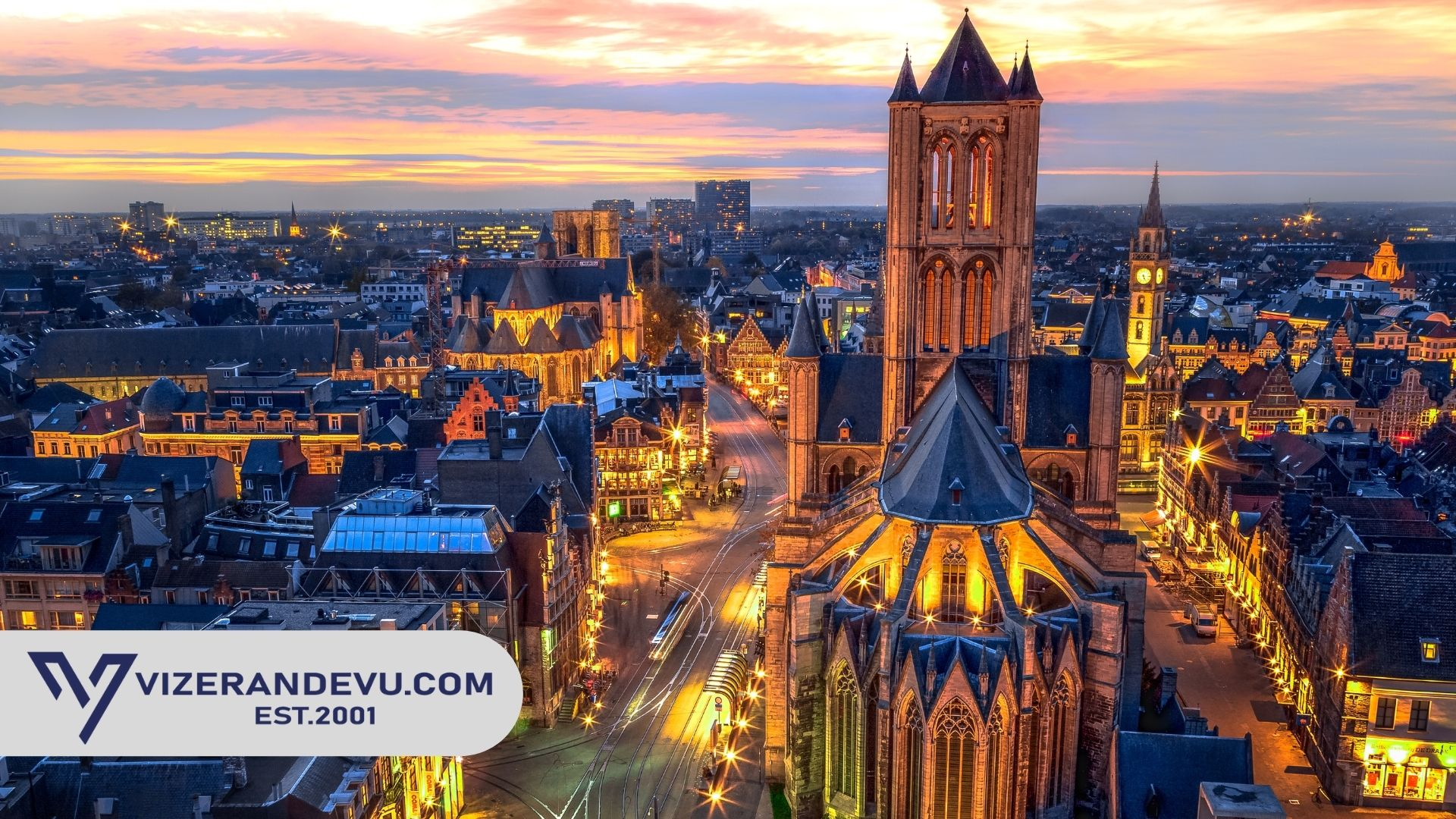 Belçika Aile Birleşimi: Başvuru (2021)