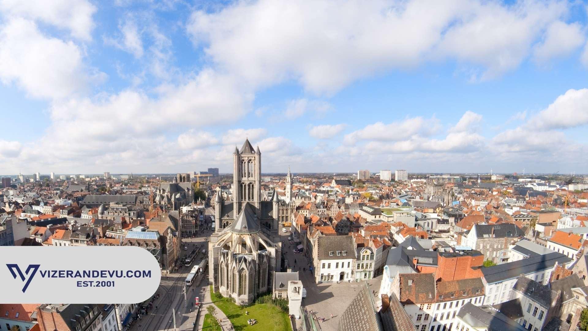 Belçika Aile Oturum Vize Başvuru Evrakları
