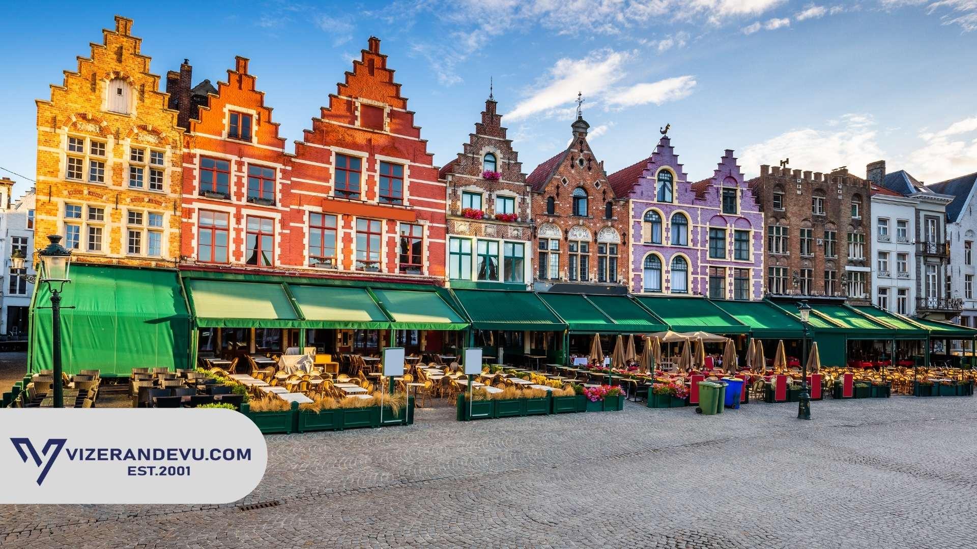 Belçika da Çalışma Durumuna Göre Vize İçin Gerekli Belgeler