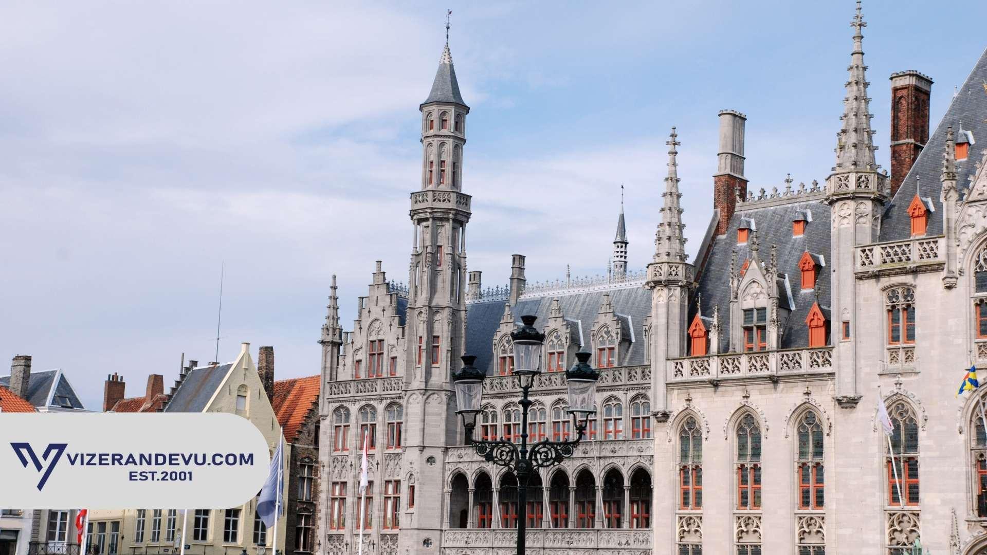 Belçika Havaalanı Transit Vizesi İçin Gerekli Belgeler Nelerdir