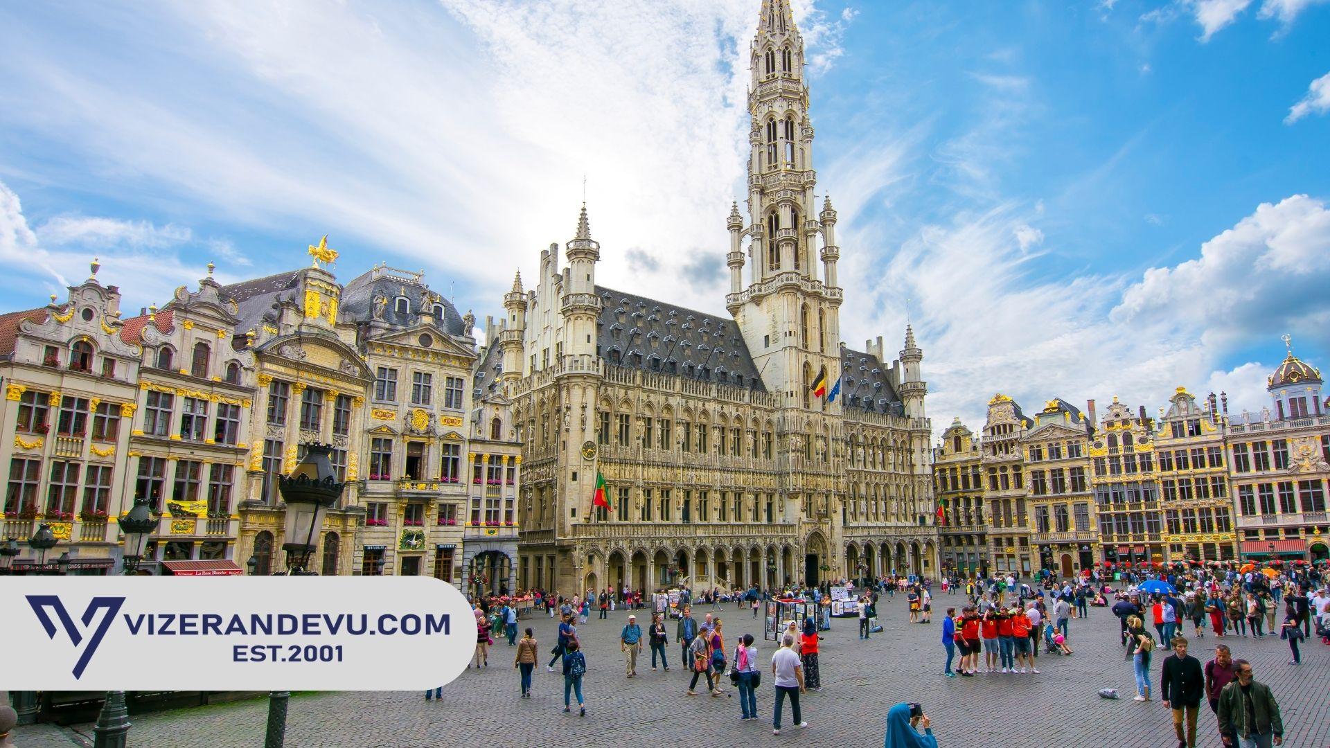 Belçika Oturum ve Vatandaşlık Başvurusu