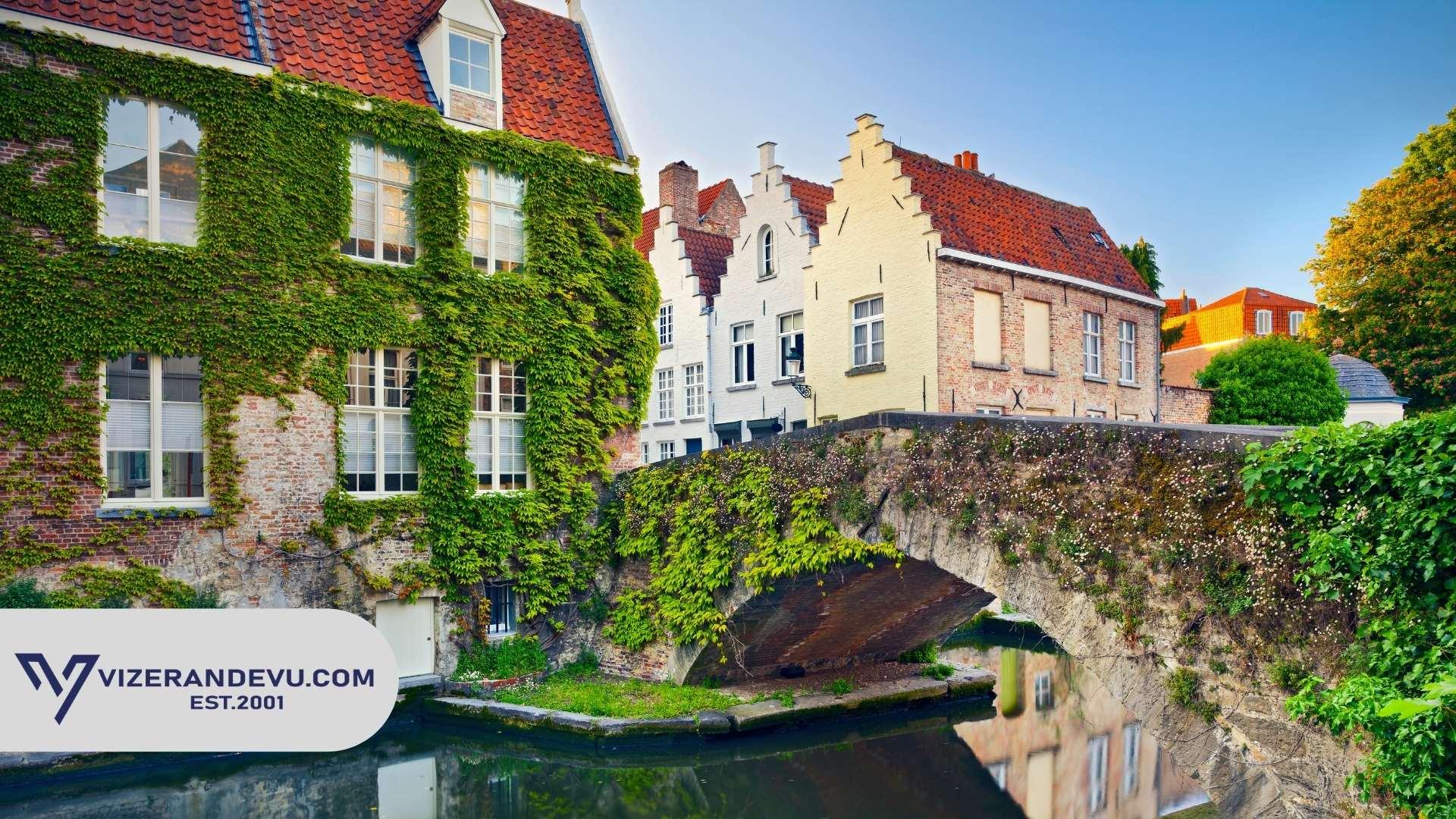Belçika Schengen Vize Başvurusu İçin Gerekli Belgeler Nelerdir?