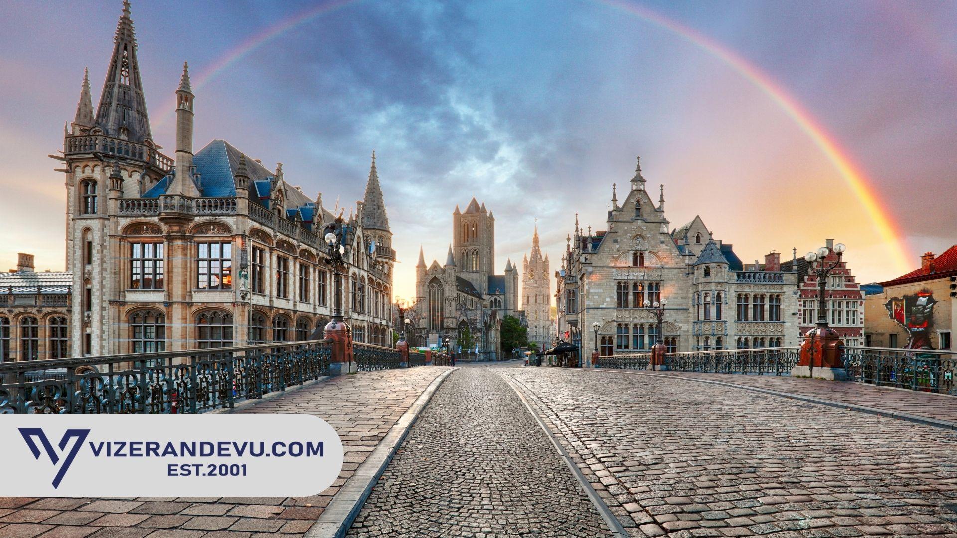 Belçika Vize Reddi ve Çözümü (2021)