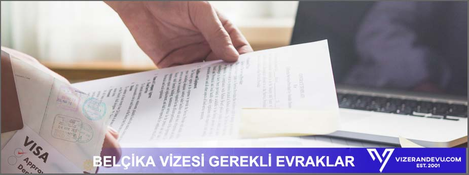 Belçika Vize Evrakları: Güncel Liste 2021 1 – belcika vizesi gerekli evraklar