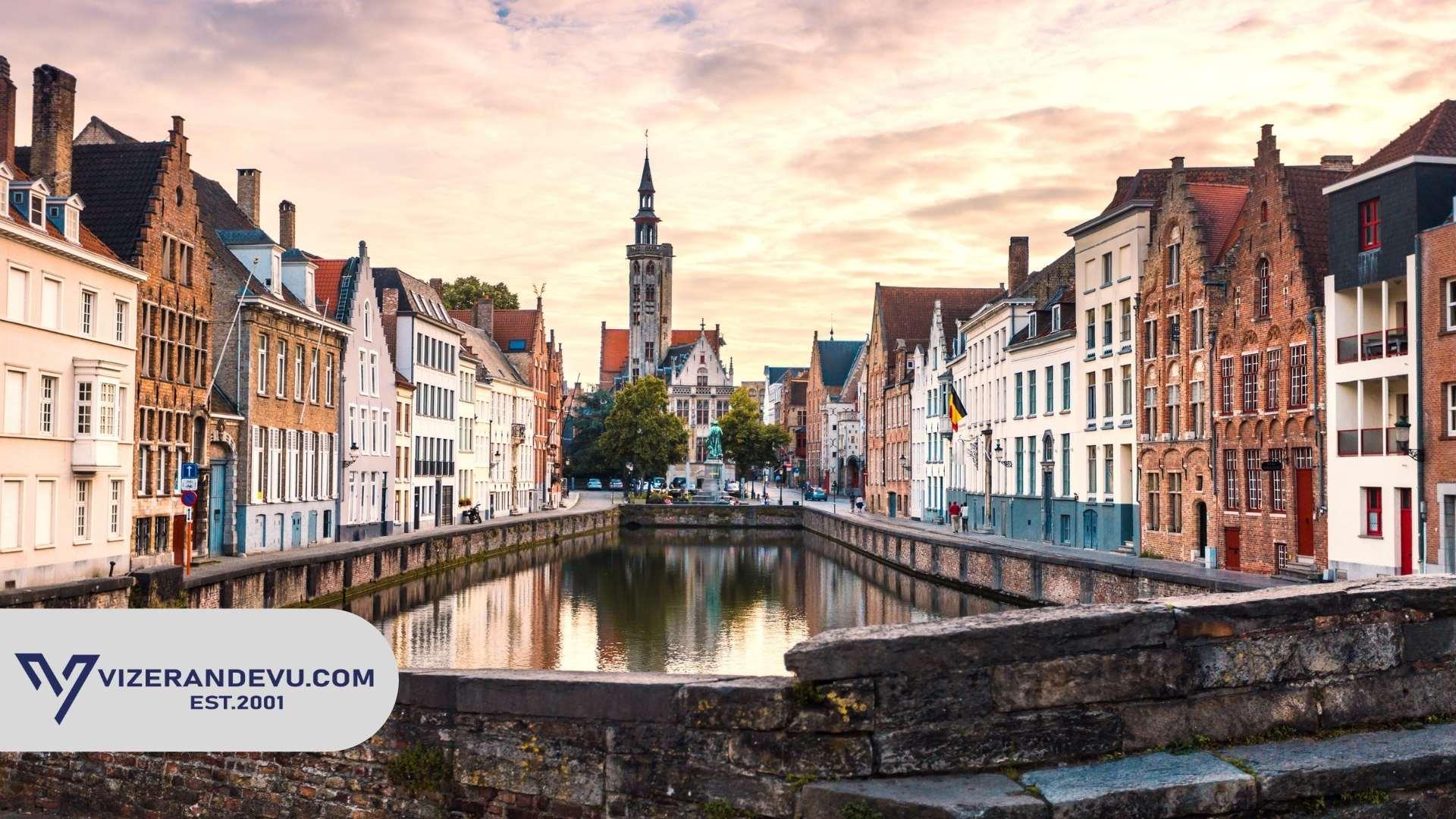 Belçika Vizesi İçin Nereye Başvuru Yapmalıyım