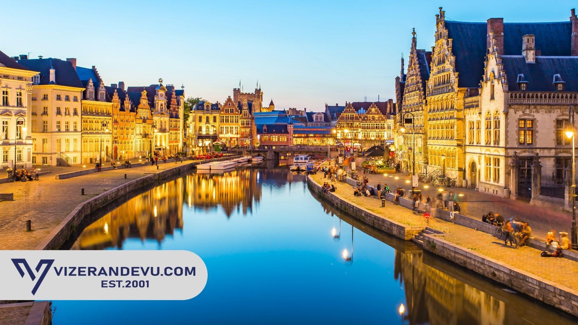 Belçika Vizesi: Randevu ve Başvuru (2021)
