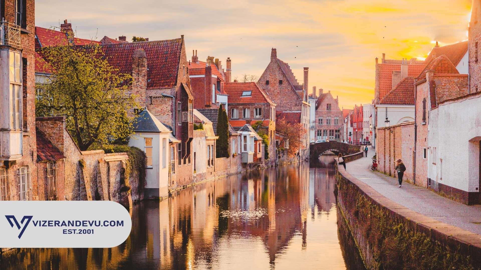 Belçika'ya Giriş Şartları Nelerdir?