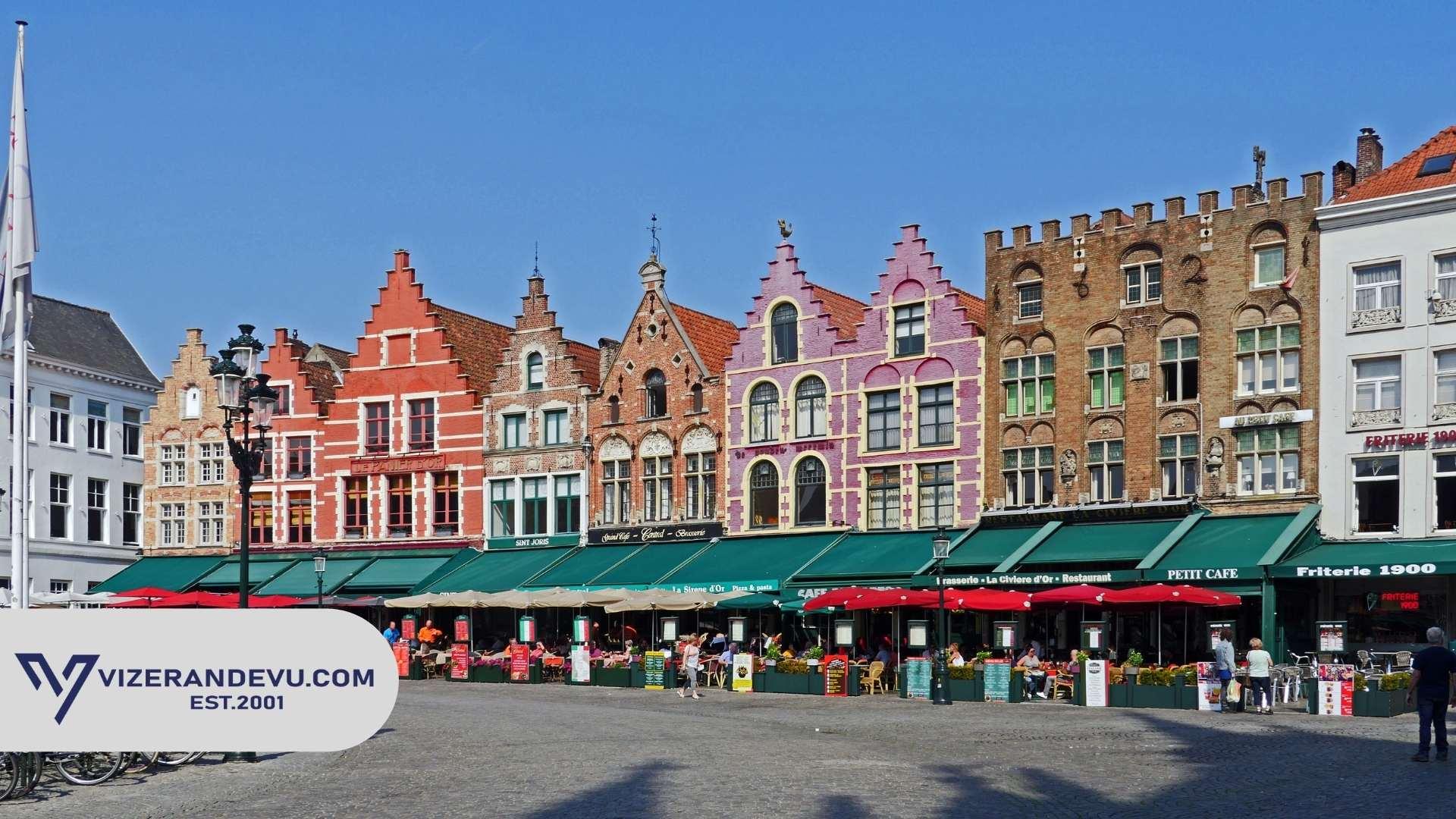 Belçika' ya Seyahat Etmek İçin Hangi Vize Alınmalı?