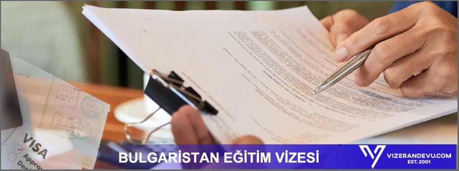Bulgaristan Vizesi: Randevu ve Başvuru (2021) 3 – bulgaristan egitim vizesi