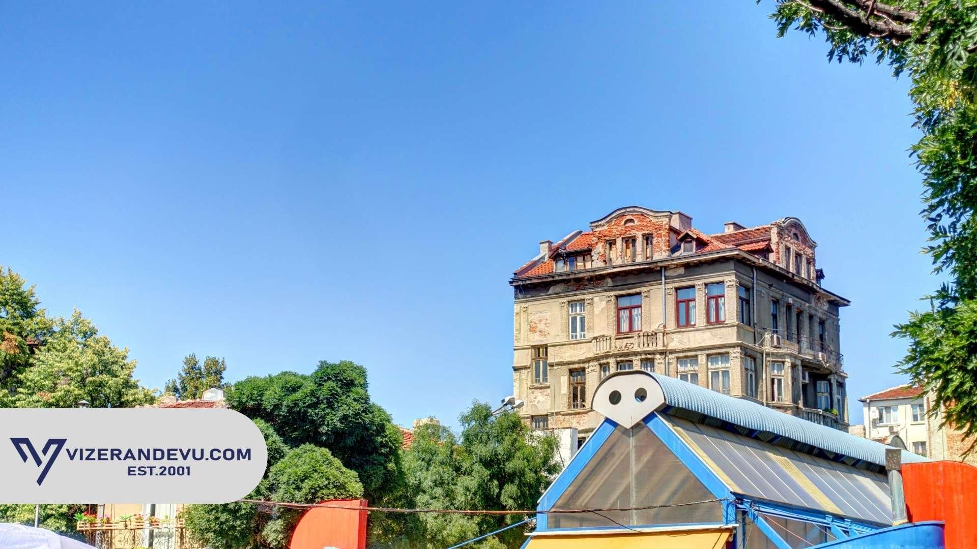 Bulgaristan'a Vizesiz Nasıl Gidilir