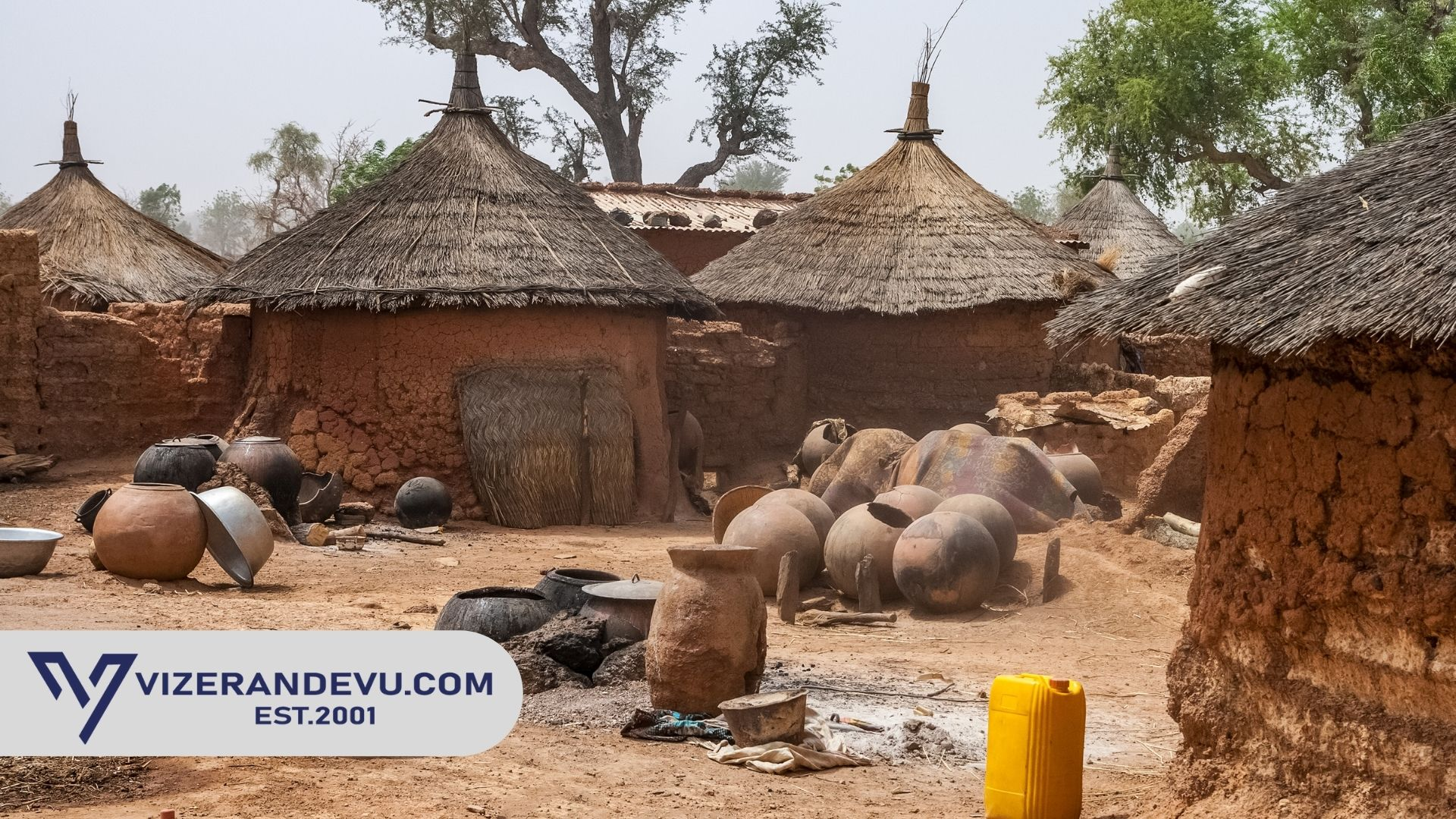 Burkina Faso Vizesi: Randevu ve Başvuru (2021)