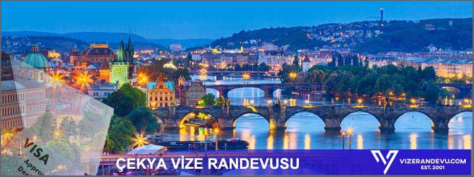 Çek Cumhuriyeti - Vize İşlemleri 1 – cekya vize randevu