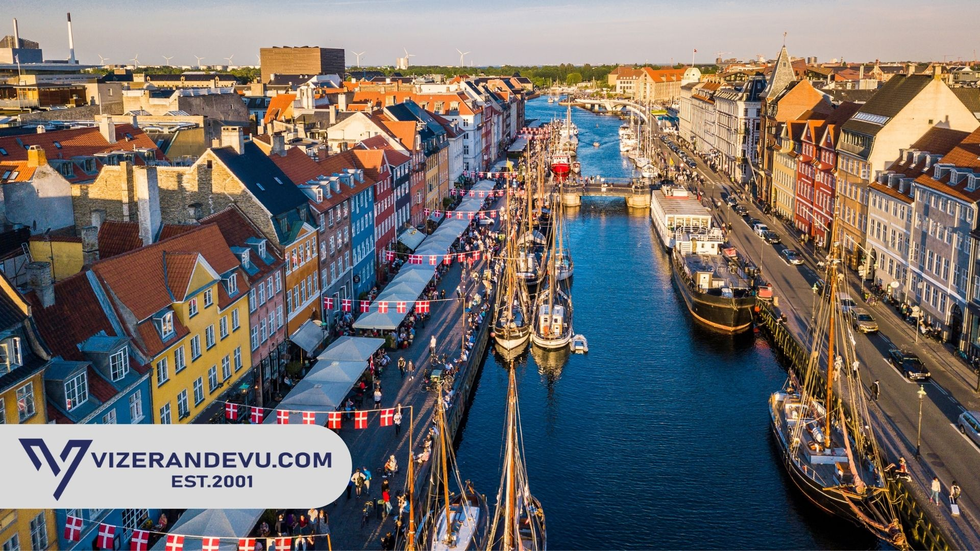 Danimarka - Vize İşlemleri