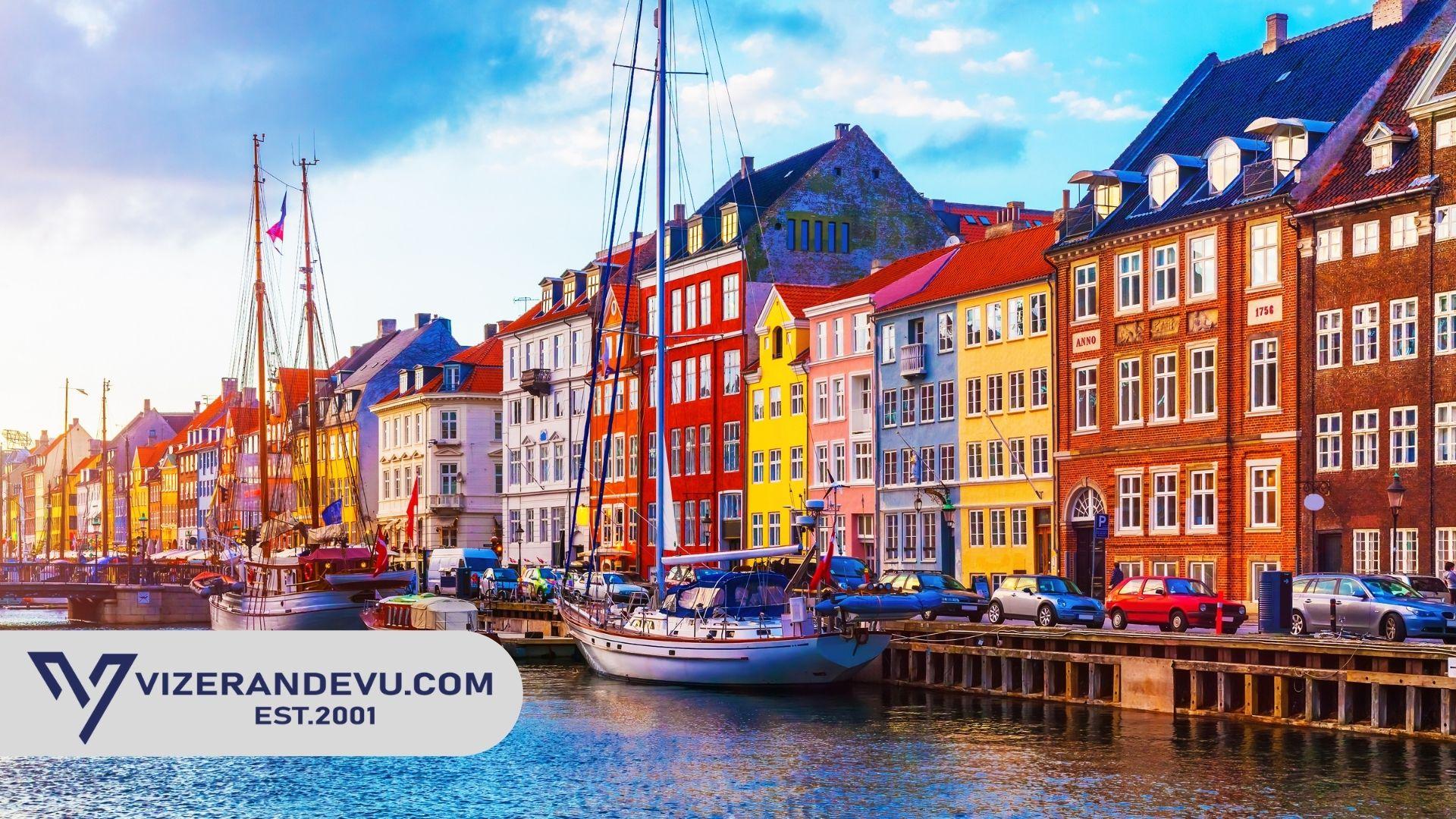 Danimarka Vize Reddi ve Çözümü (2021)