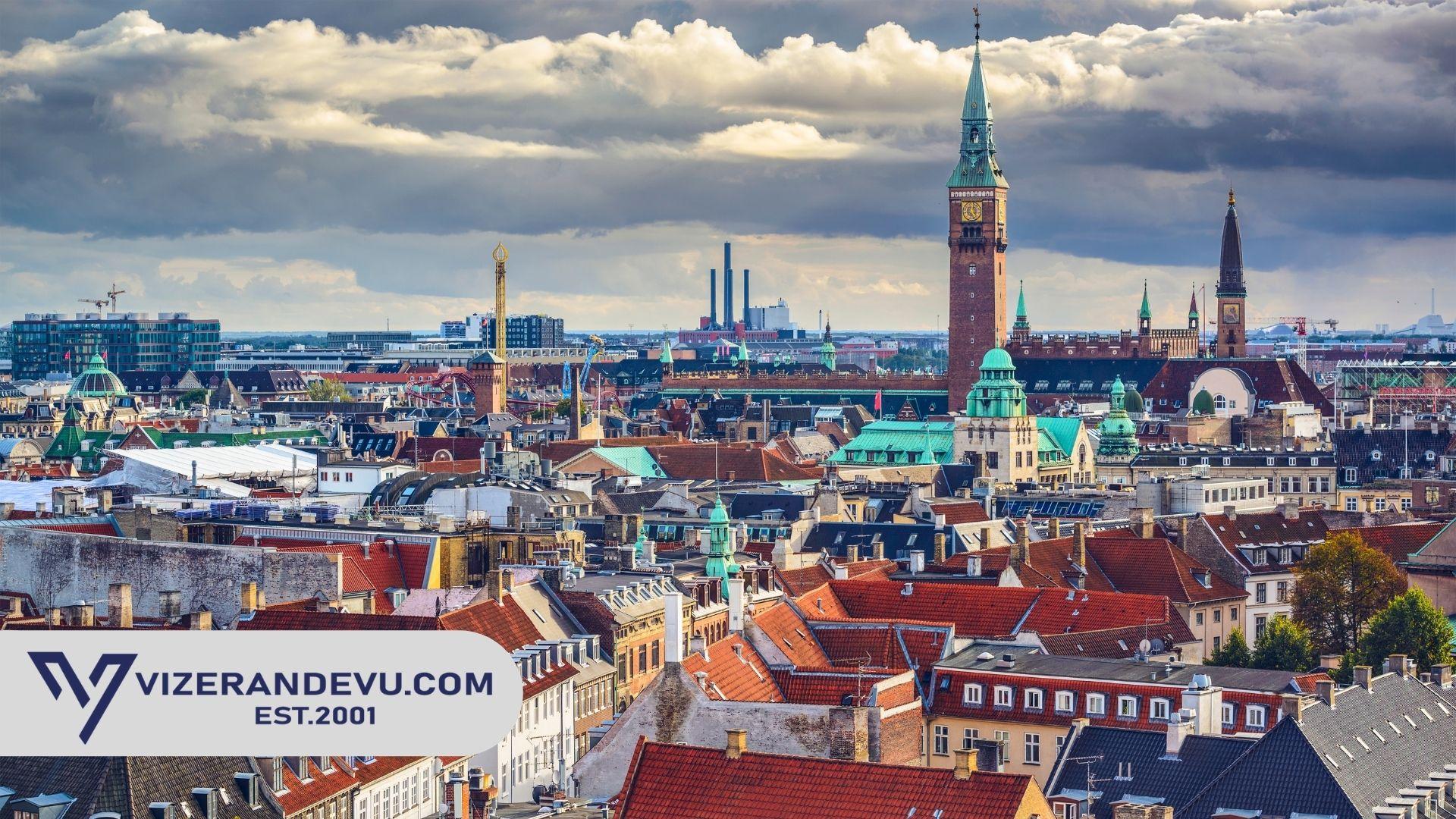 Danimarka Vize Ücretleri (2021)