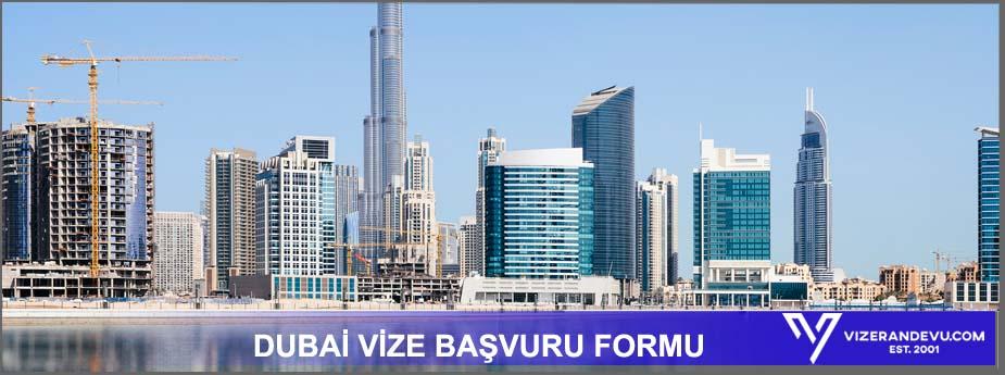 Dubai Vize Formu ve Dilekçe 2021 1 – dubai vize formu
