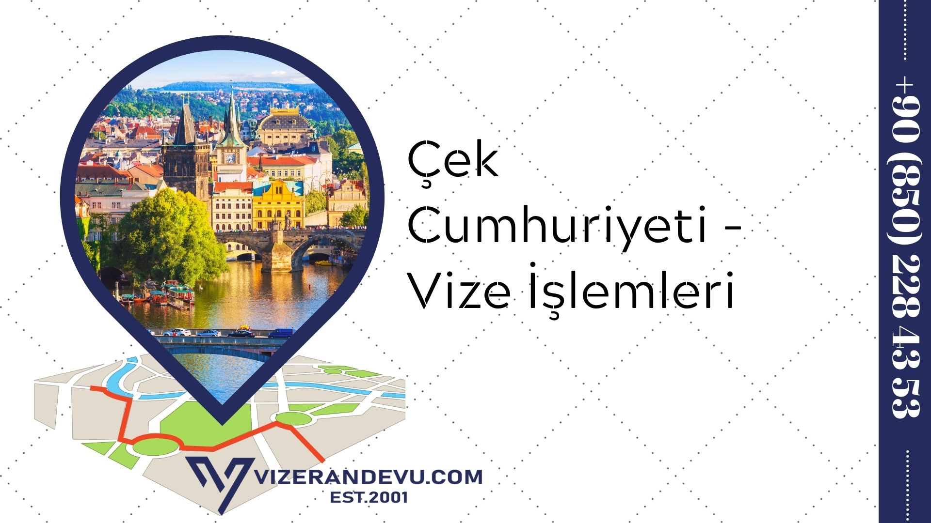 Çek Cumhuriyeti - Vize İşlemleri