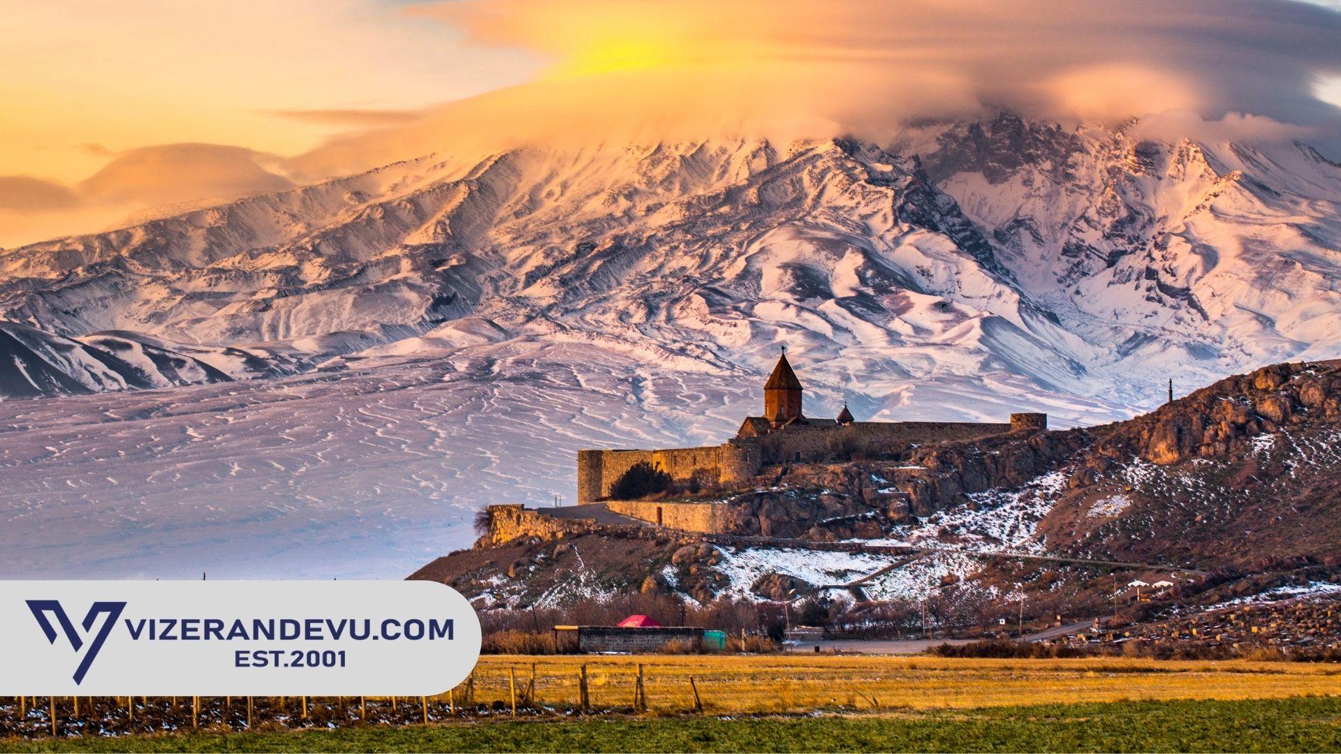 Ermenistan Vizesi: Randevu ve Başvuru (2021)