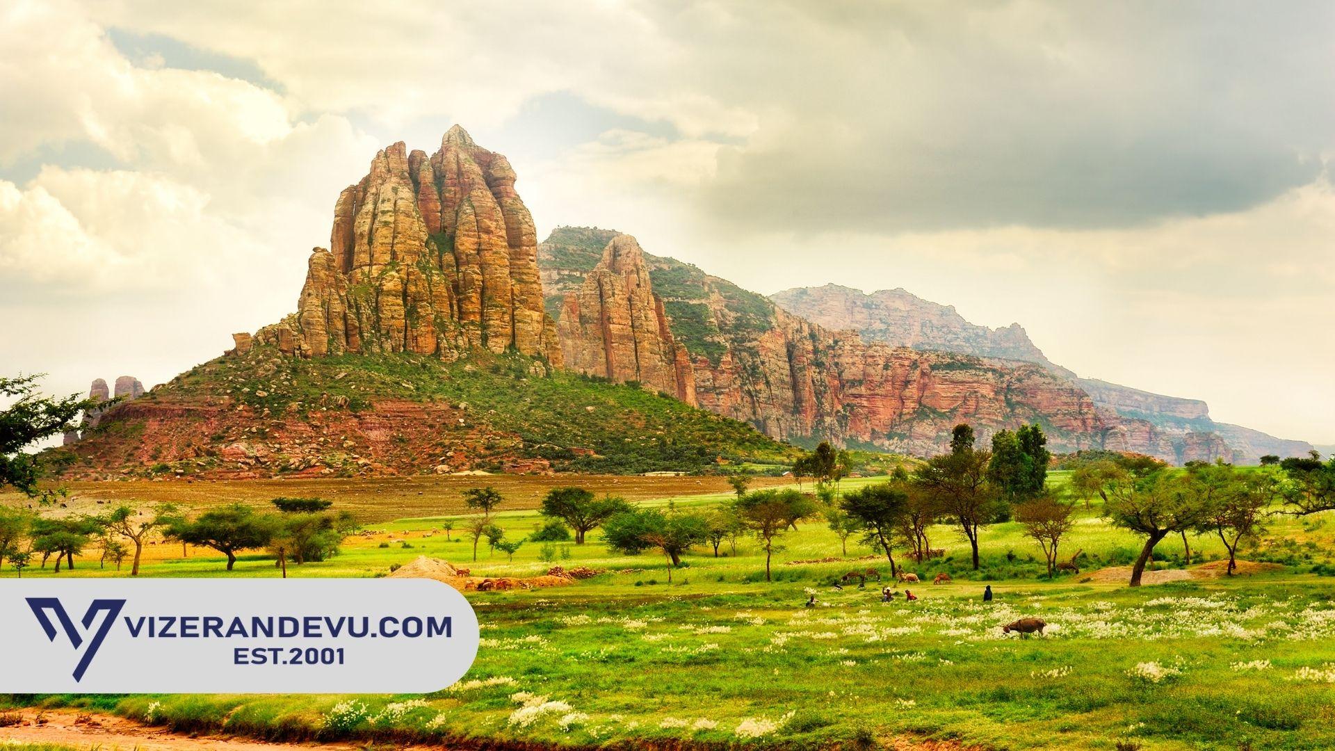 Etiyopya Vizesi: Randevu ve Başvuru (2021)