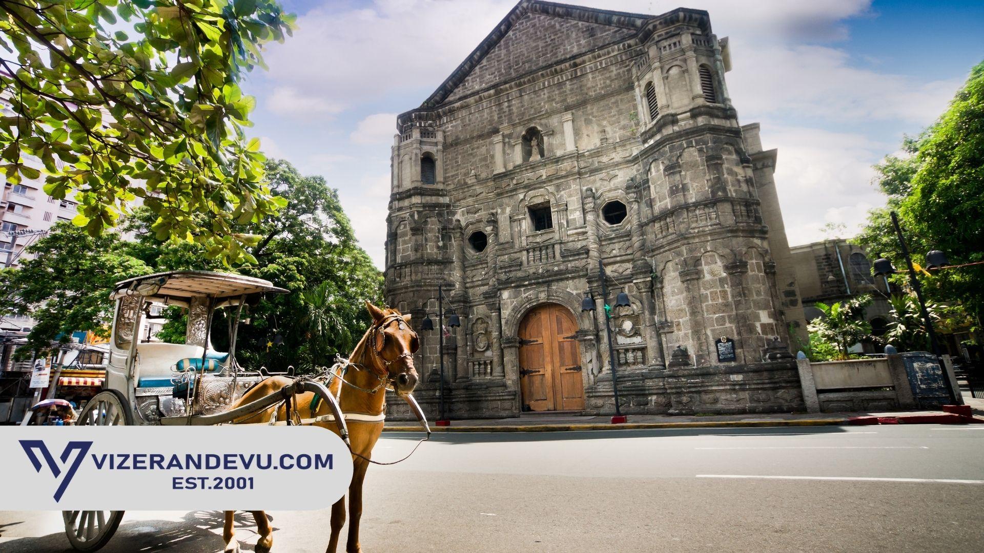 Filipinler Vizesi: Randevu ve Başvuru (2021)
