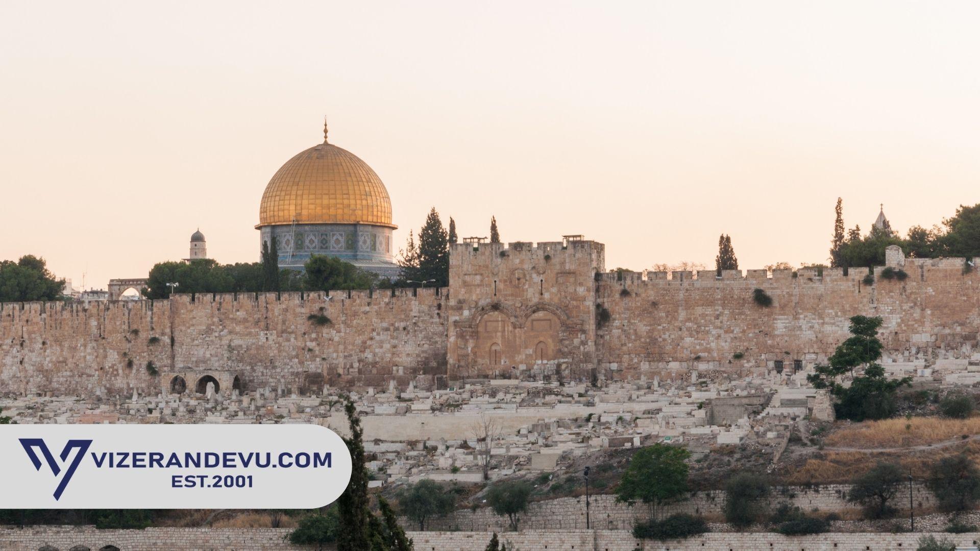 Filistin Vizesi: Randevu ve Başvuru (2021)