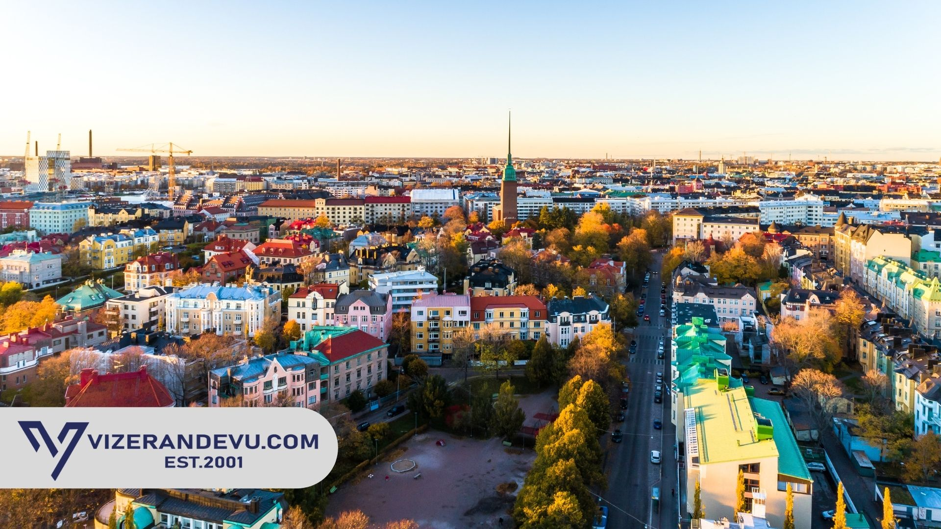 Finlandiya Oturum ve Vatandaşlık Başvurusu