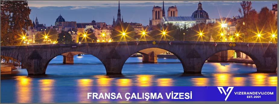 Fransa Kısa Süreli Çalışma Vizesi 1 – fransa calisma vizesi
