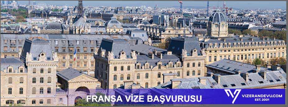 Fransa - Vize İşlemleri 1 – fransa vize basvurusu