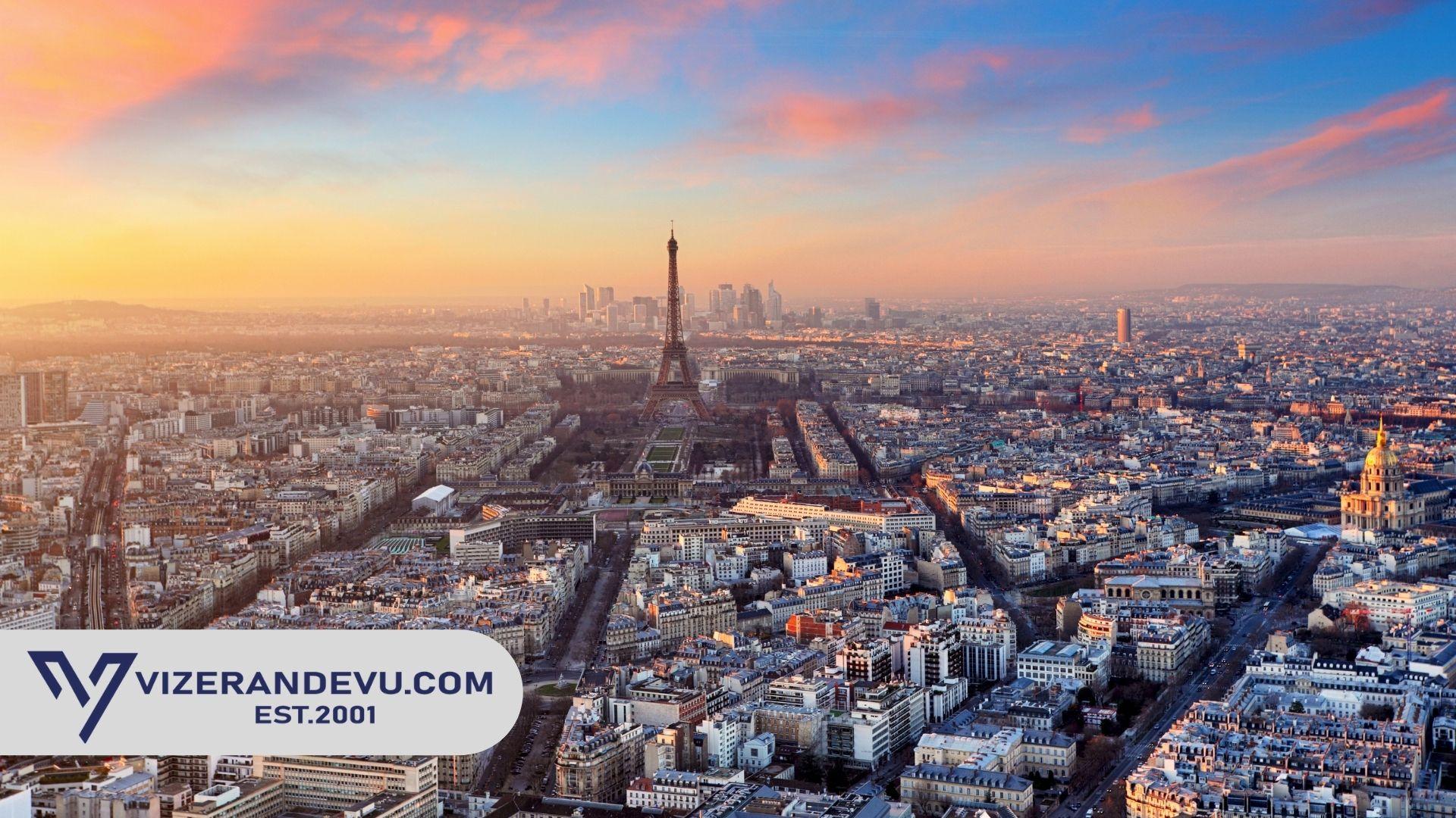 Fransa Vize Reddi ve Çözümü (2021)
