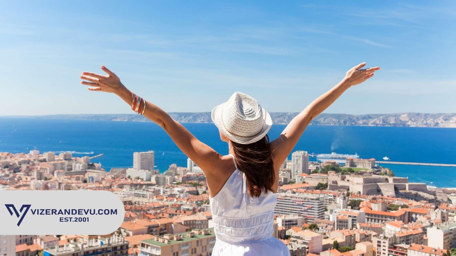 Fransa'dan Aldığınız Vize İle Gidebileceğiniz Ülkeler