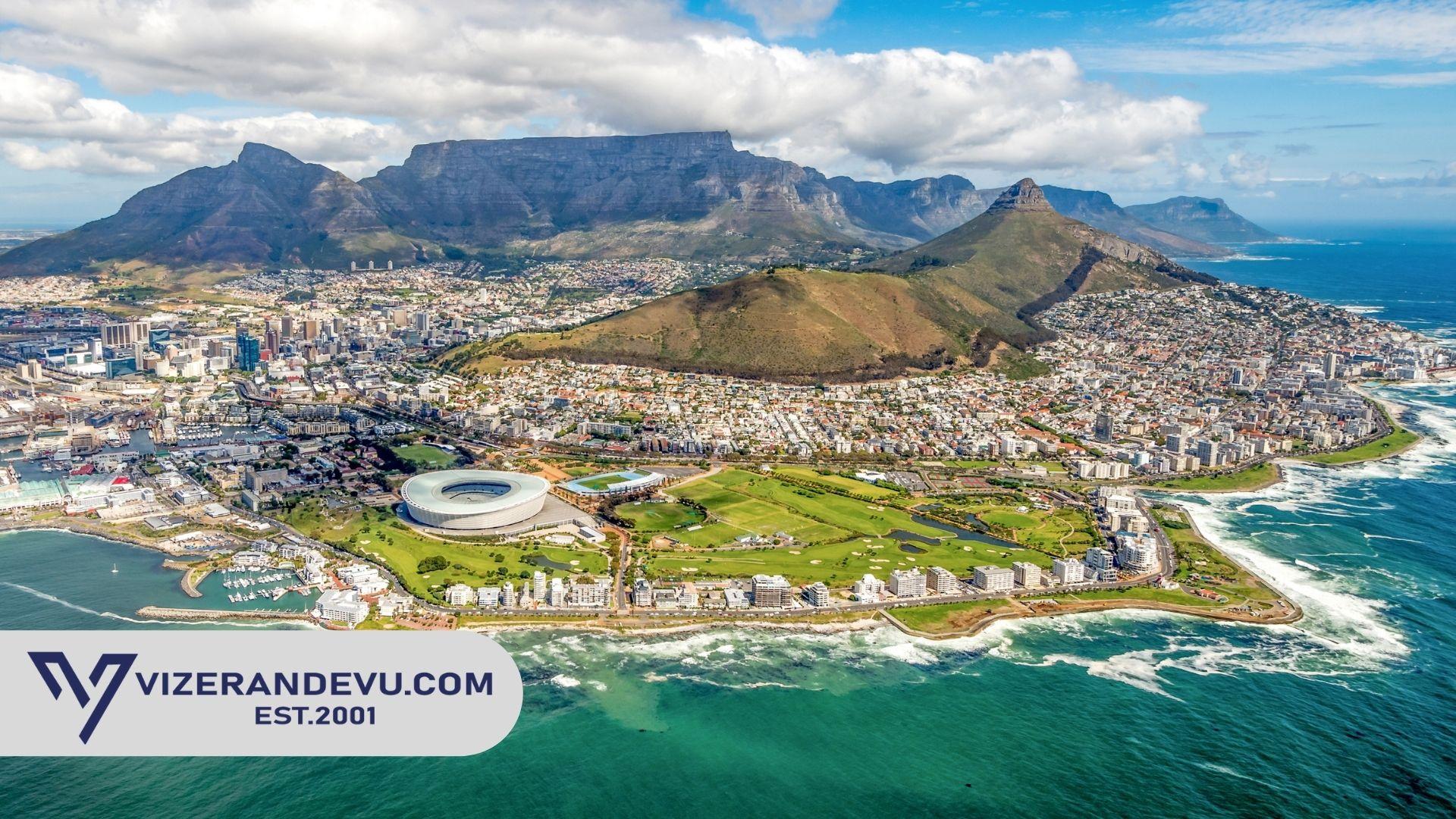 Güney Afrika Vizesi: Randevu ve Başvuru (2021)
