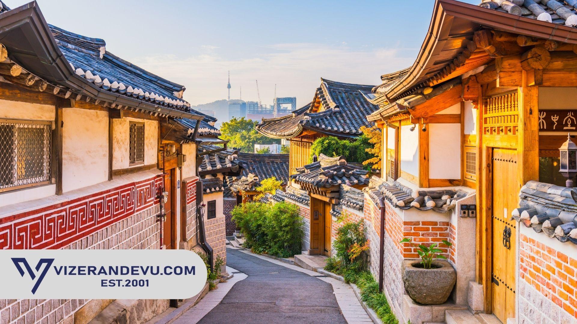 Güney Kore Vizesi: Randevu ve Başvuru (2021)