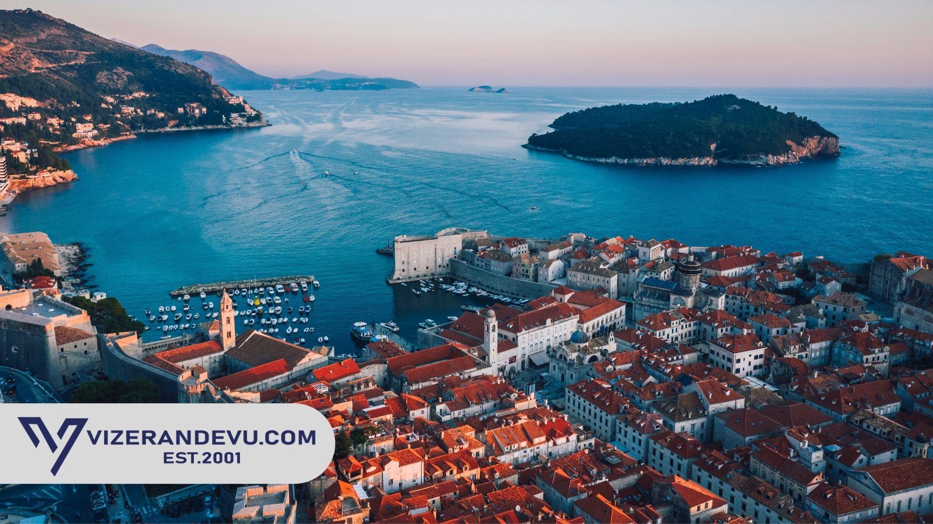 Hırvatistan Vize Evrakları: Güncel Liste 2021