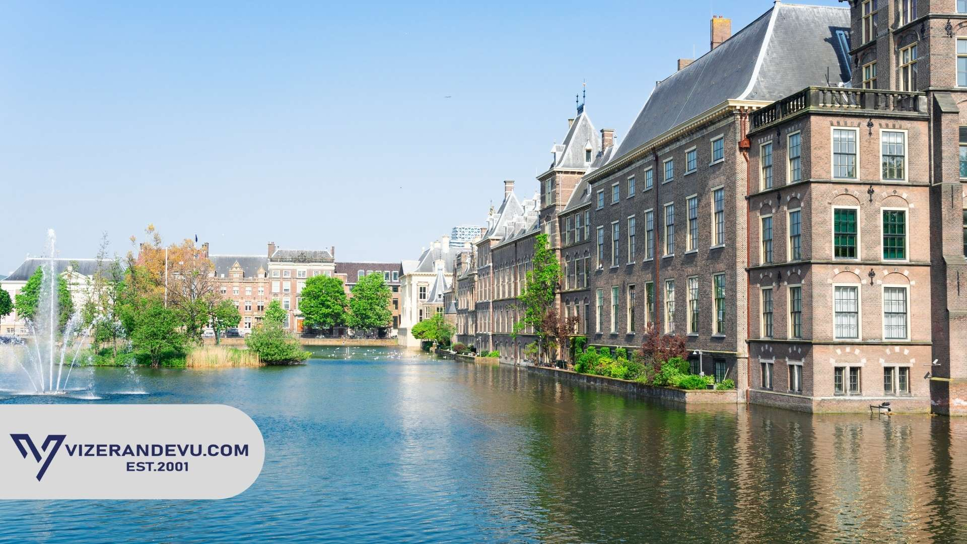 Hollanda Aile Vizesine Nasıl Başvurabilirim?