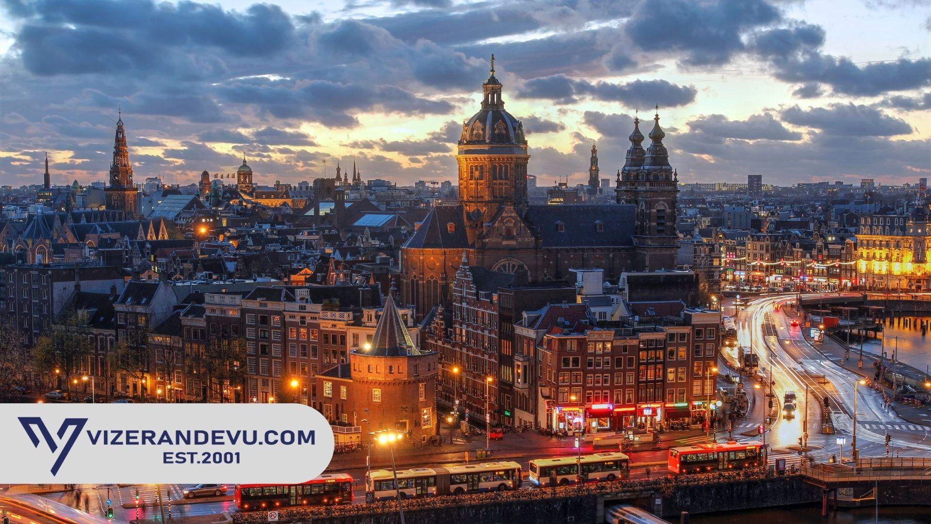 Hollanda Oturum ve Vatandaşlık Başvurusu