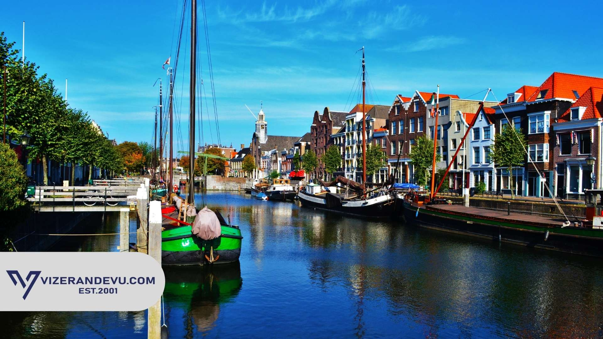 Hollanda Turistik Vize Başvuruları Süreleri