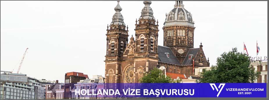 Hollanda - Vize İşlemleri 1 – hollanda vize basvurusu 1